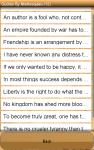 Philosophical Quotes screenshot 3/4