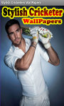 Stylish Cricketers - WallPapers screenshot 1/4