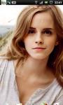 Emma Watson 1 Live Wallpaper SMM screenshot 1/3