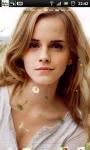 Emma Watson 1 Live Wallpaper SMM screenshot 2/3