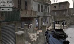Anti Terror Forcesniper Games screenshot 3/4