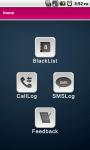 Call-SMS Blocker screenshot 1/6