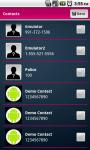 Call-SMS Blocker screenshot 3/6