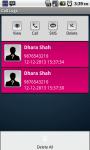Call-SMS Blocker screenshot 4/6