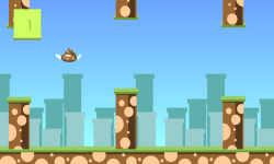 Cute Flying Poo screenshot 2/6