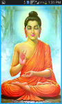 Buddha Peace of Mind Wallpaper HD screenshot 1/3