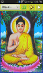 Buddha Peace of Mind Wallpaper HD screenshot 2/3