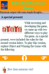 Rules For Play Xmas Games screenshot 3/3