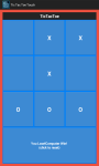 Tic Tac Toe Touch screenshot 3/5