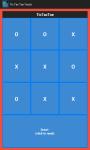 Tic Tac Toe Touch screenshot 4/5
