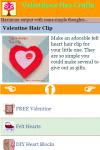 Valentines Day Crafts screenshot 3/3