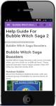 Help Guide For Bubble Witch Saga 2 screenshot 2/4