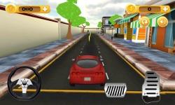City Car Driving 3D screenshot 6/6