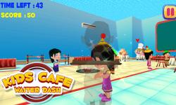 Kids Cafe Waiter Dash screenshot 2/6
