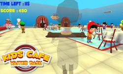 Kids Cafe Waiter Dash screenshot 3/6
