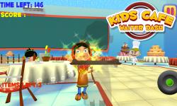 Kids Cafe Waiter Dash screenshot 5/6