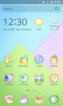 Sweet colors - CM launcher theme screenshot 1/3