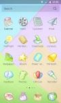 Sweet colors - CM launcher theme screenshot 2/3