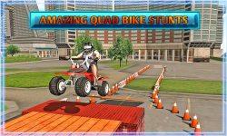 Quad Bike Escape Driving screenshot 1/4