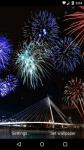 Beautiful New Year Live Wallpaper HD screenshot 2/6