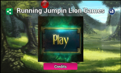 Running Lion Games Free screenshot 2/6