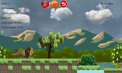 Running Lion Games Free screenshot 6/6