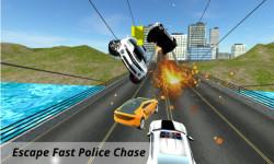 Car Simulator 3D 2016 Wanted screenshot 3/4
