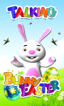 Talking Bunny Easter screenshot 1/6