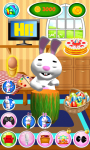 Talking Bunny Easter screenshot 2/6