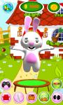 Talking Bunny Easter screenshot 5/6