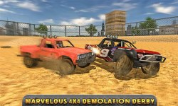 Real 4x4 Car Wars : Demolition screenshot 1/3