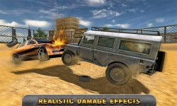 Real 4x4 Car Wars : Demolition screenshot 2/3