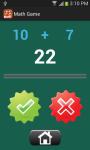 Mental Math Game screenshot 3/5