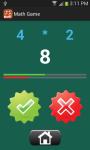 Mental Math Game screenshot 4/5