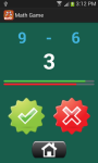 Mental Math Game screenshot 5/5