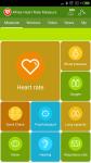 4Free Heart Rate Measure screenshot 1/5