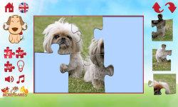 Dog puzzle screenshot 3/6