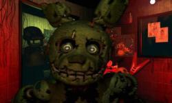 Five Nights at Freddys 3 transparent screenshot 1/4