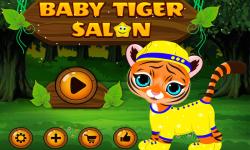 Baby Tiger Salon screenshot 1/5