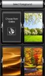 Landscape Zipper Lock Screen screenshot 3/6