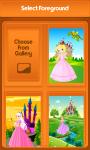 Princess Zipper Lock Screen Free screenshot 3/6