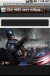 Captain America Movie Wallpapers screenshot 1/2