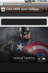 Captain America Movie Wallpapers screenshot 2/2
