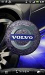 Volvo Logo 3D Live Wallpaper screenshot 1/6