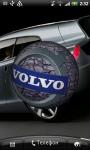 Volvo Logo 3D Live Wallpaper screenshot 2/6