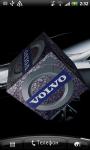 Volvo Logo 3D Live Wallpaper screenshot 3/6