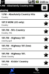 CountryMusic Radio  Pro screenshot 2/3