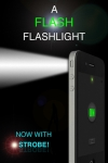 A Flash Flashlight Free screenshot 1/1
