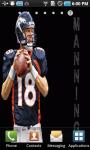 Peyton Manning LWP screenshot 1/3