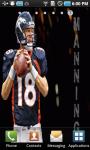 Peyton Manning LWP screenshot 3/3
